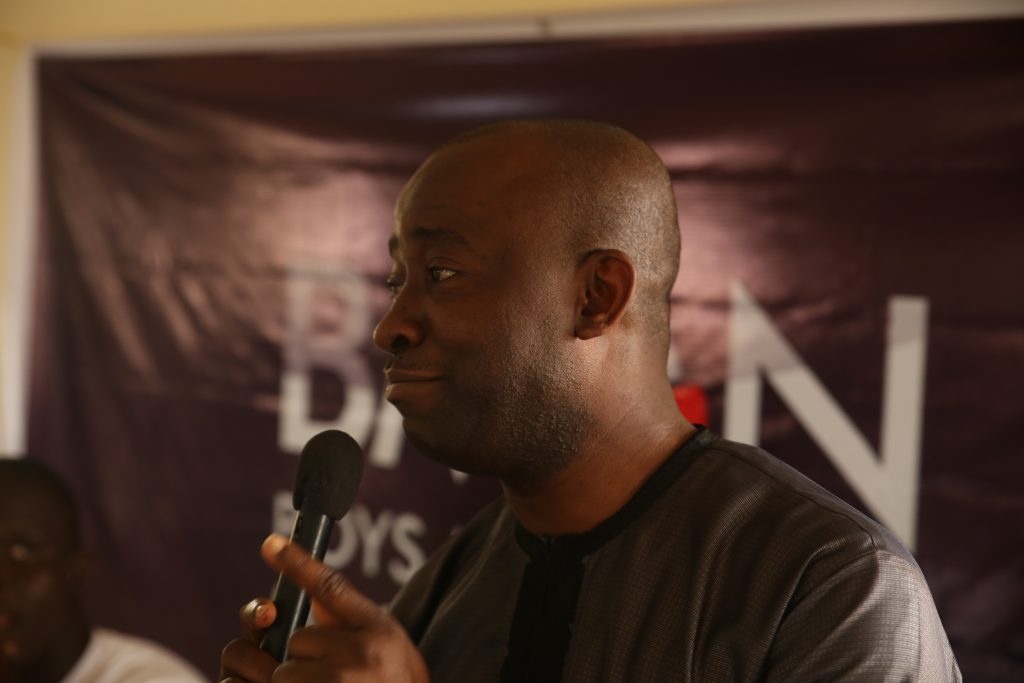 Nothing Is Really Difficult To a Determined Man – Dayo Lomuwagun