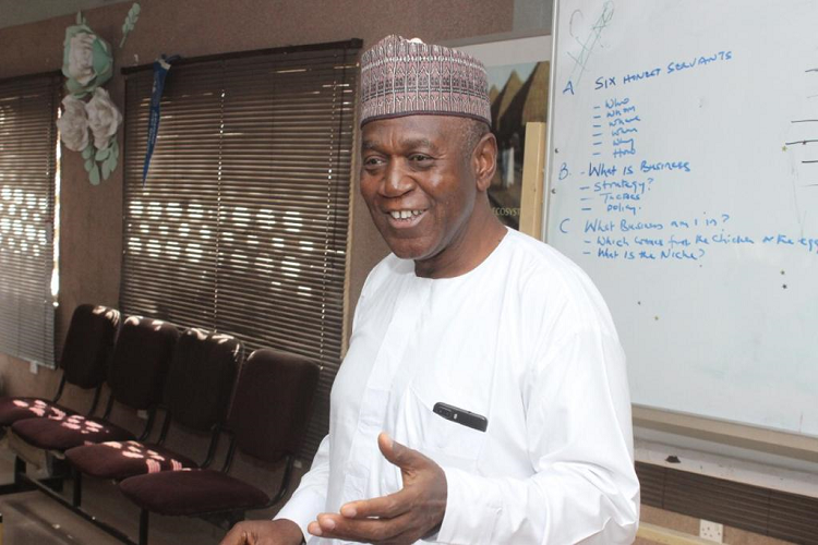 I  MENTORED 25 YEAR OLD ARMED ROBBER TO BECOME AN EXECUTIVE DIRECTOR OF A MULTINATIONAL COMPANY IN NIGERIA- Alhaji Abubakar Barau Abdullahi