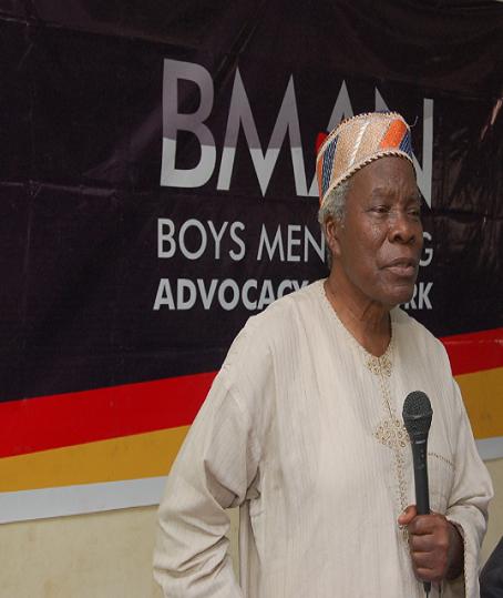 Professor Stephen Adebanji Akintoye