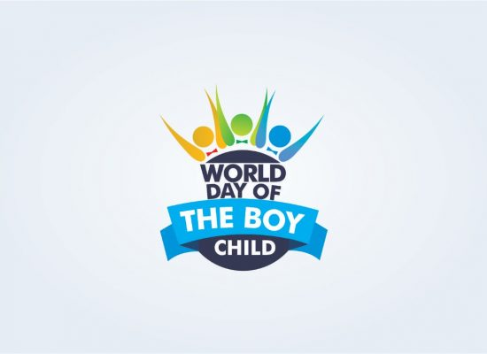 WORLD DAY OF THE BOY CHILD 16 MAY 2019: PROTECTING OUR BOYS . . . RECLAIMING OUR HERITAGE