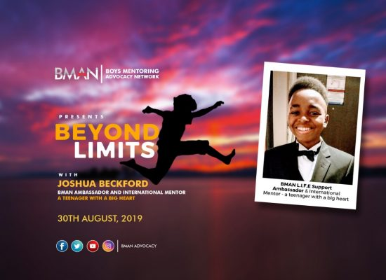 JOSHUA BECKFORD LEADS BMAN ADVOCACY'S 'L.I.F.E SUPPORT SUMMIT' IN NIGERIA