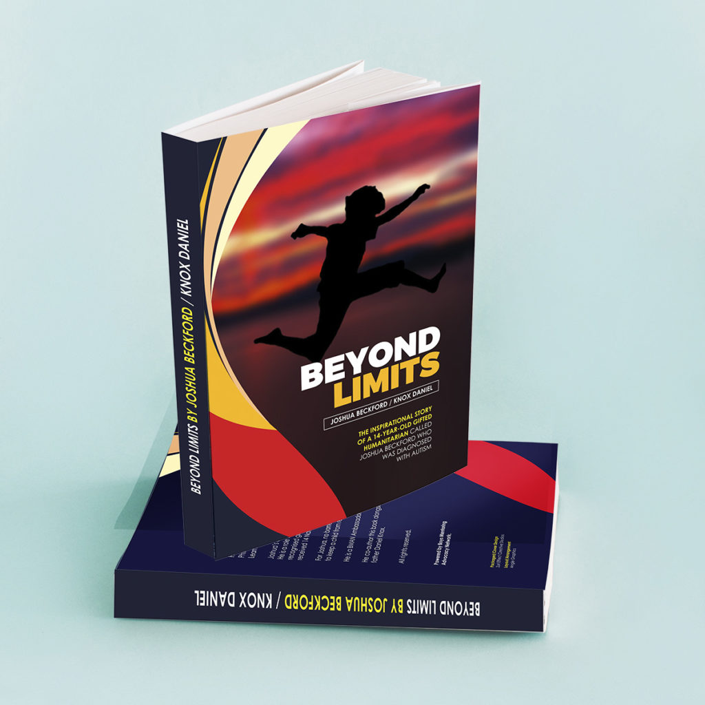 I Recommend Beyond Limits Book To All Parents And Support Network of Every Individual Living With Autism –Dotun Akande