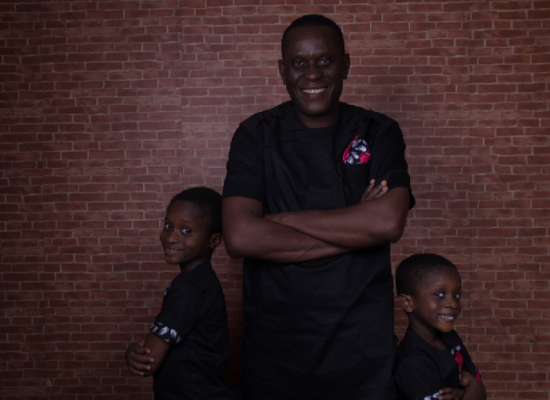 I HAD TO GIVE UP SOME STUDY ABROAD TRAVEL PLANS TO BE AVAILABLE FOR MY SONS- BAYO AGBOOLA