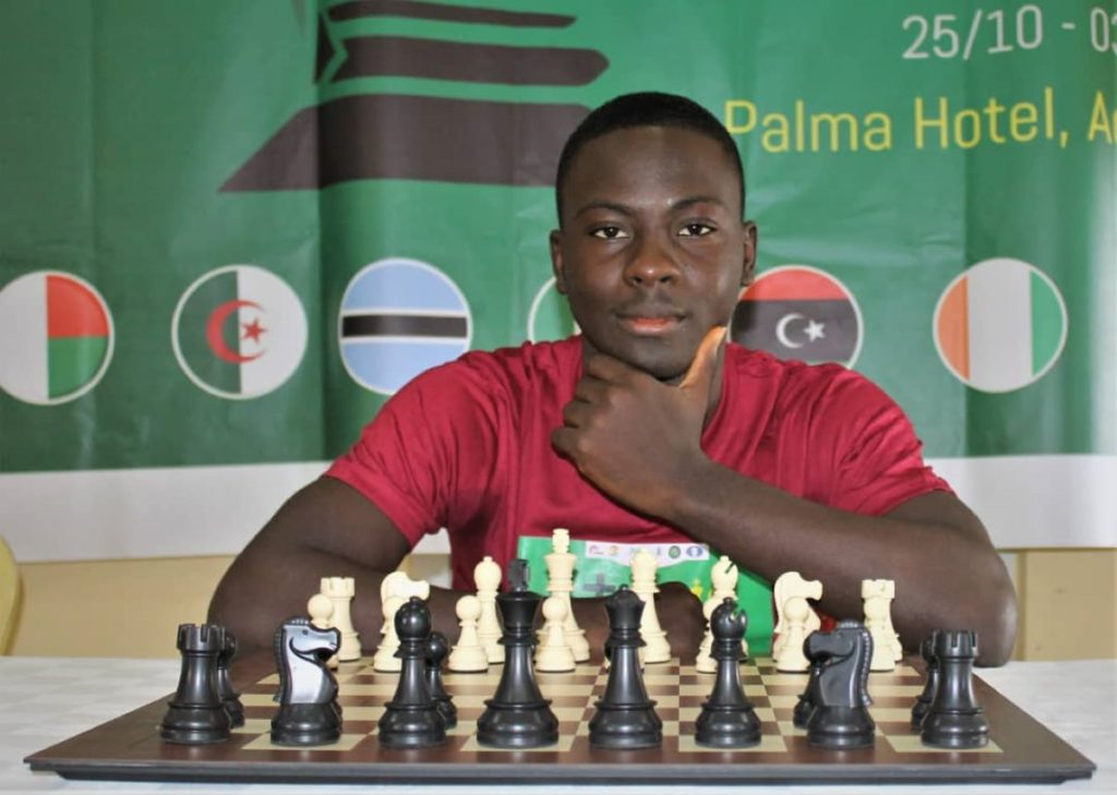 I PLAYED CHESS IN MY HEAD DURING A SCHOOL EXAMINATION SAYS CHESS PRODIGY-JONATHAN OYELABI